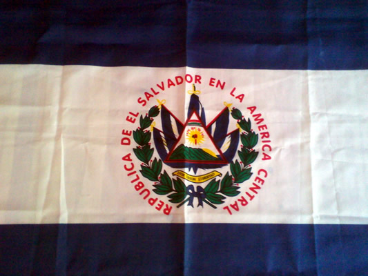 Republica de El Salvador en La America Central